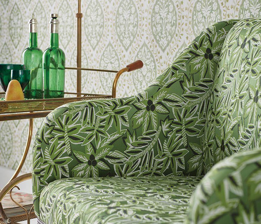 Las mejores telas para tapizar en madrid en lantero y - Gaston y daniela madrid ...