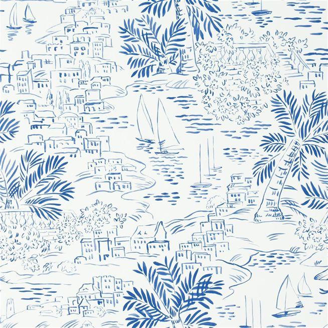 Ralph lauren wallcoverings papeles pintados en madrid - Ralph lauren wallpaper ...