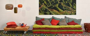 Dominique Kieffer telas y tapicerias